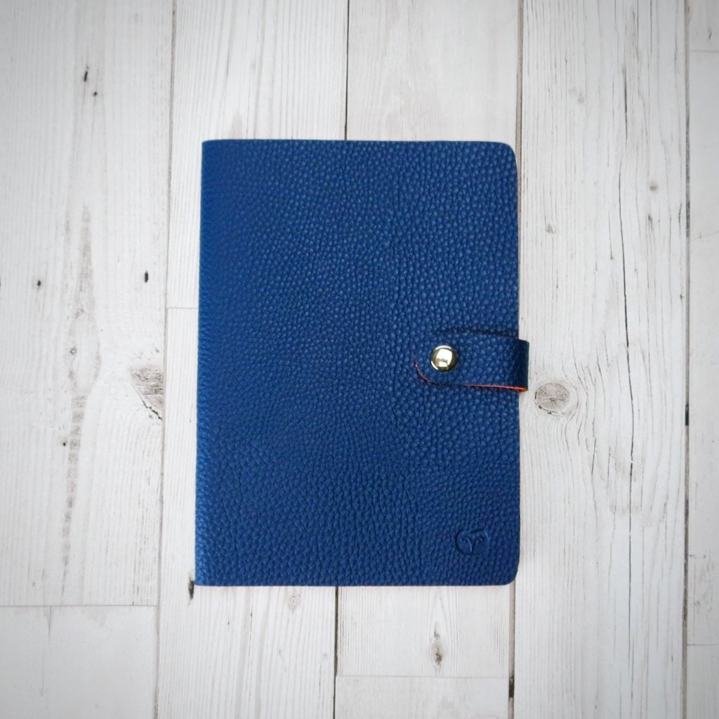 Nicobar Notebook in Navy Blue