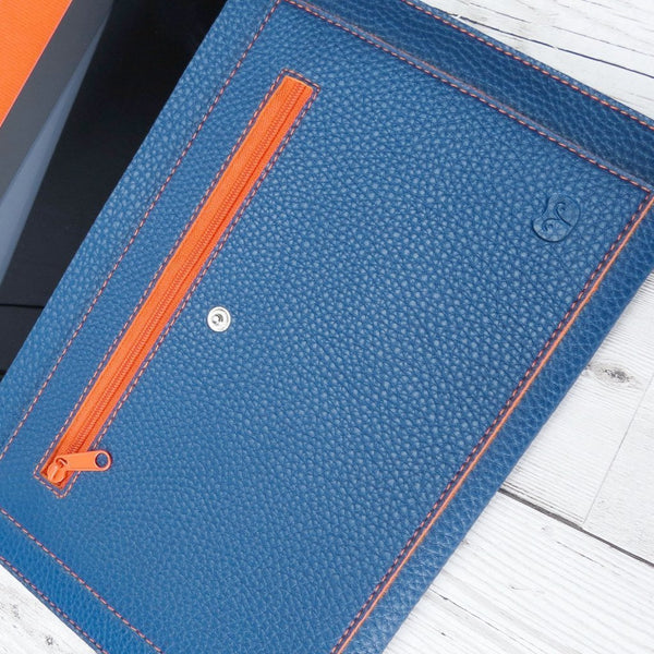 Tanimbar Tech Pouch in Navy Blue