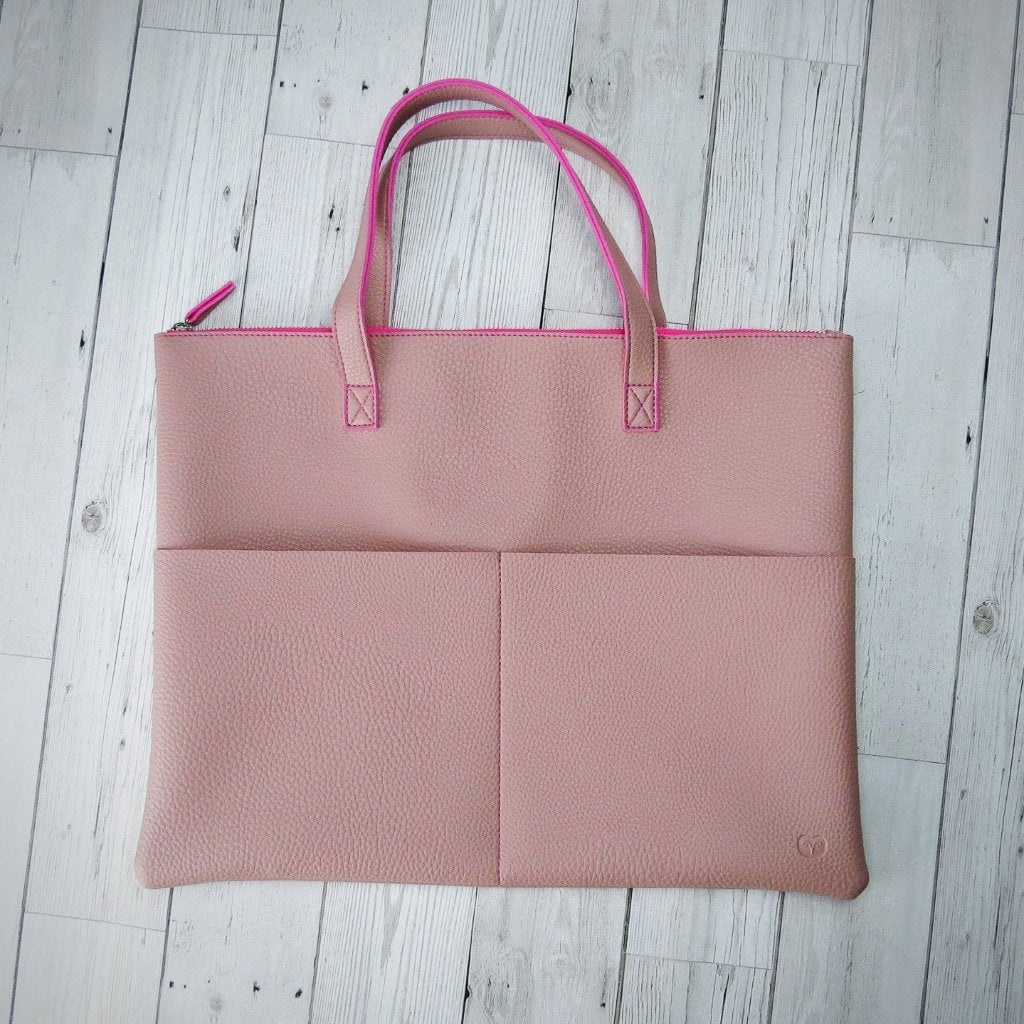 Tucuman Tote Bag in Pink