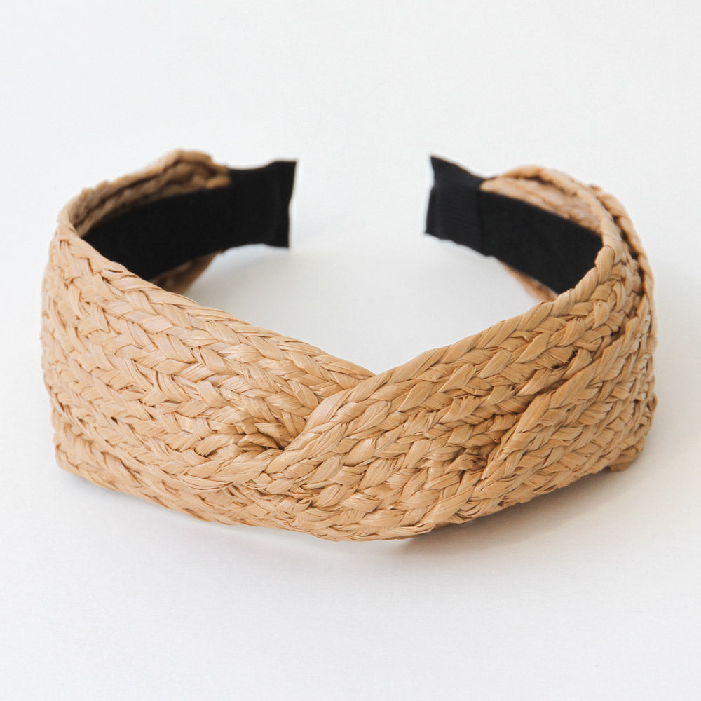 Rattan Twist Hairband