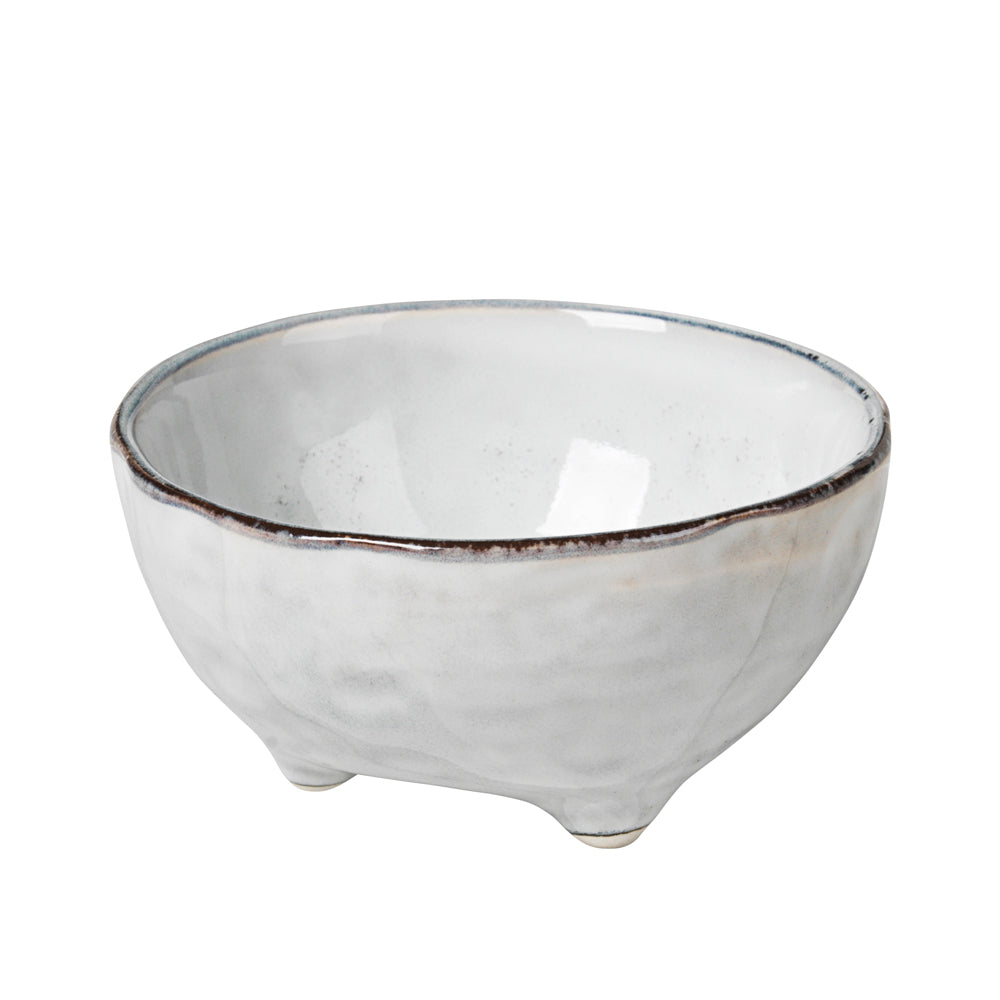 Small Glazed Bowl in Nordic Sand