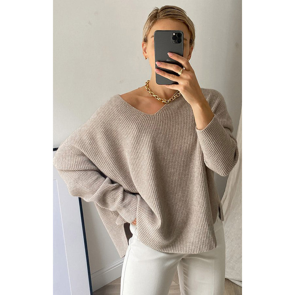 8pm Sweater in Camel