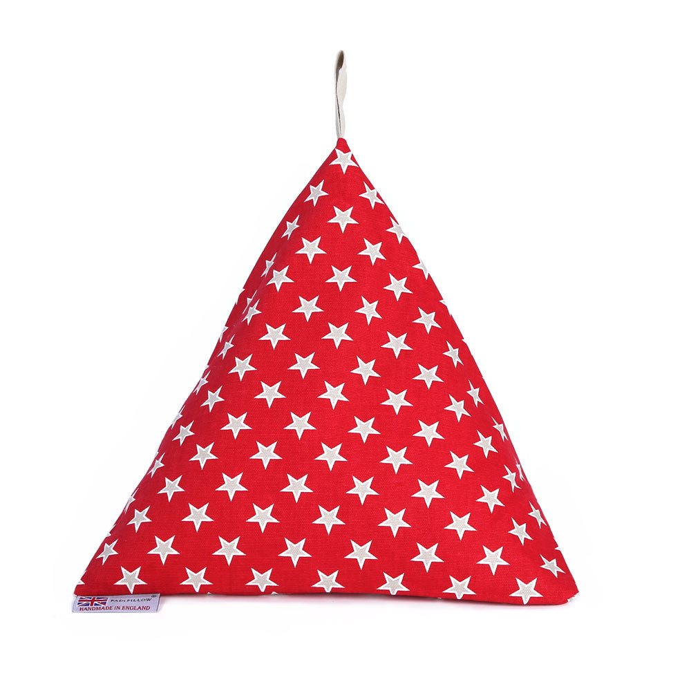 Ipad Pillow - Red Star