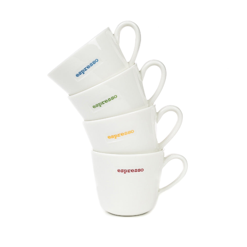Keith Brymer Set of 4 Espresso Cups
