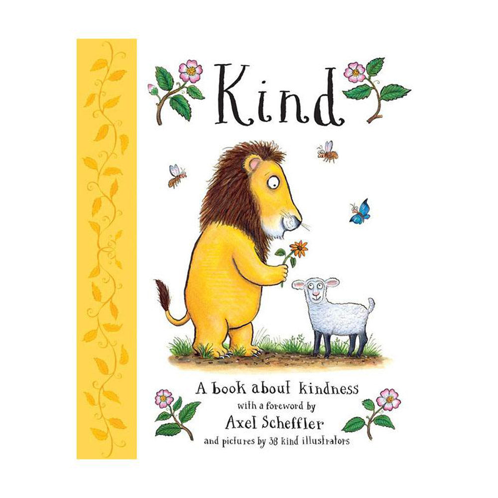 Kind: A Book About Kindness (Paperback)