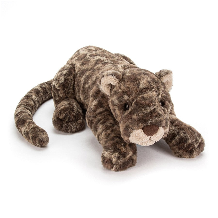 Jellycat Lexi Leopard Soft Toy