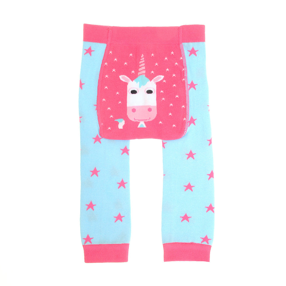 Eunice Unicorn Leggings 6-12M