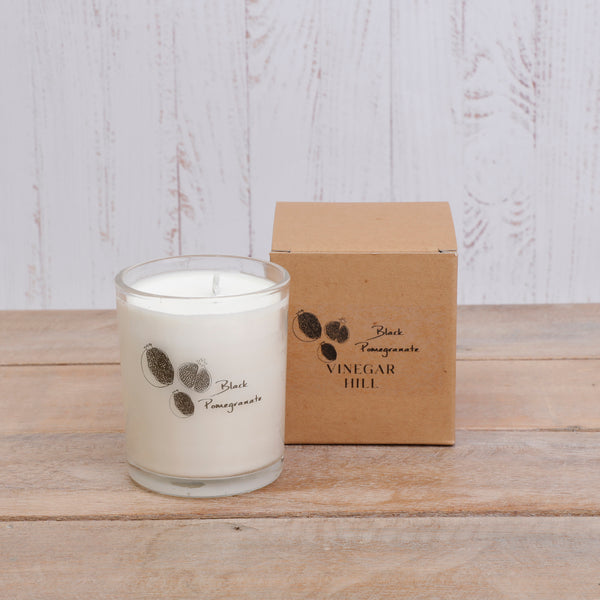 Black Pomegranate Scented Candle - 20cl