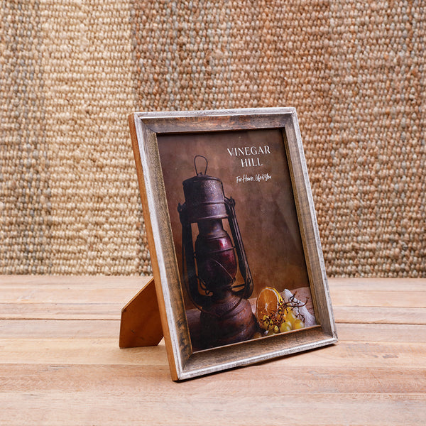 Mango Wood Moulded Photoframe 8x10