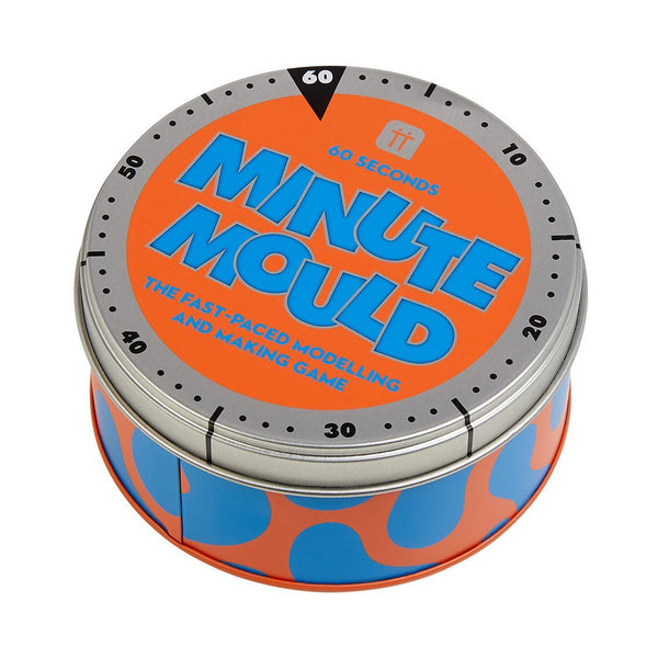 Minute Mould In A Tin