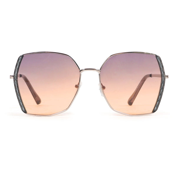 Powder Peyton Sunglasses in Grey