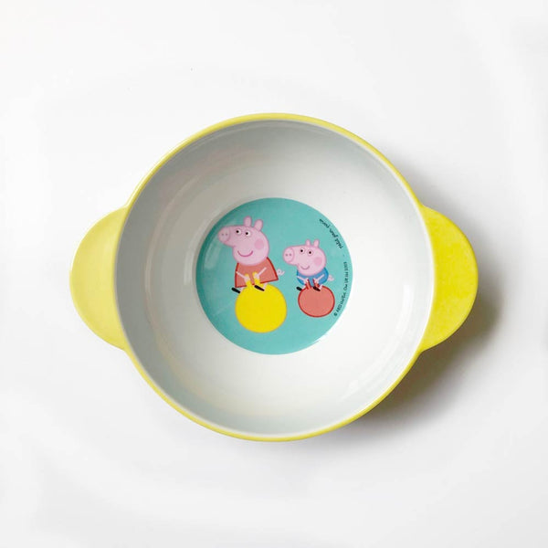 Peppa Pig Bowl With Handles