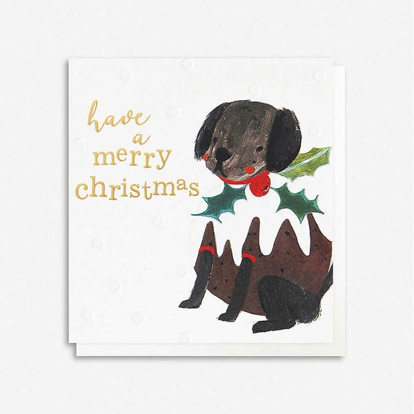 Painted Dog Pudding Charity Card 8 Pack