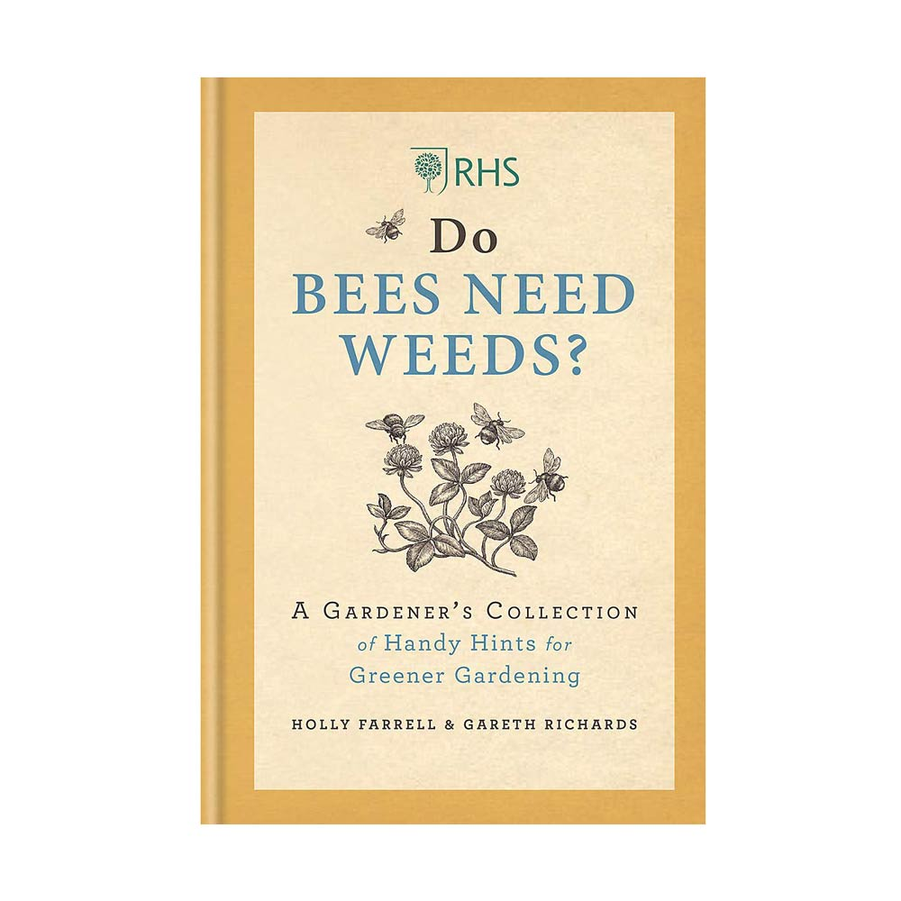 RHS: Do Bees Need Weeds?