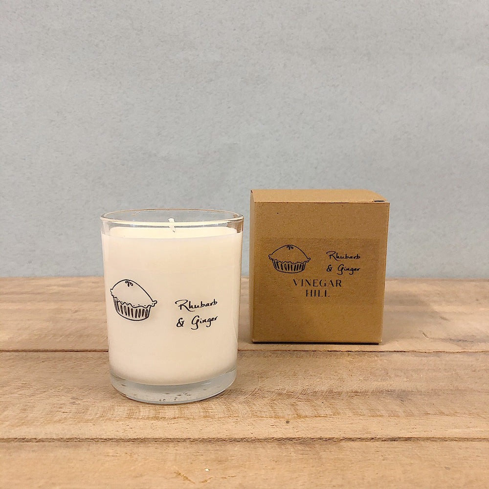 Rhubarb & Ginger 20cl Candle