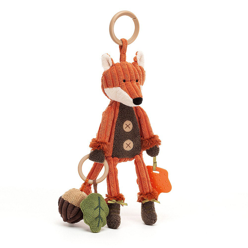 Cordy Fox Activity Toy