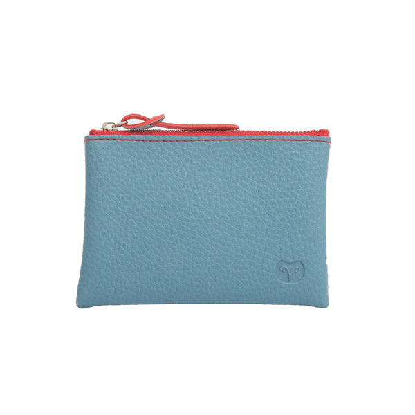 Goodeehoo Teal Coin Purse