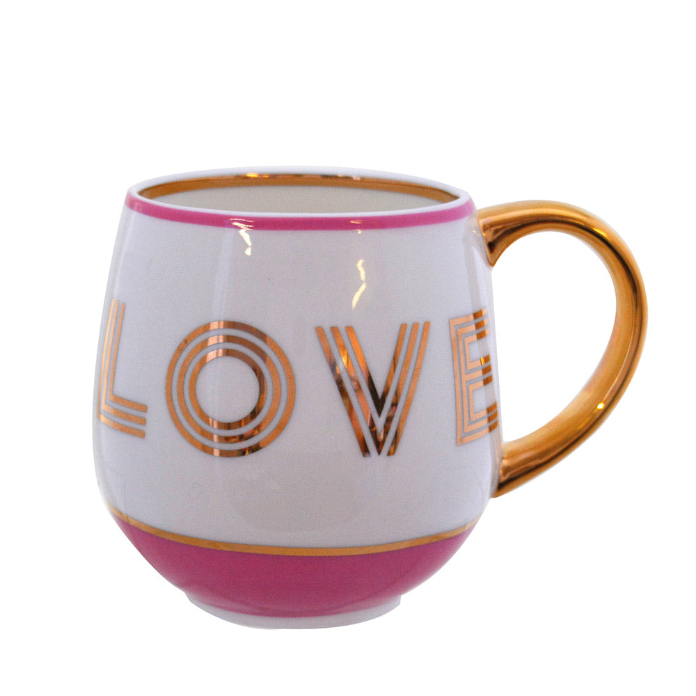 Small Talk Mug Love