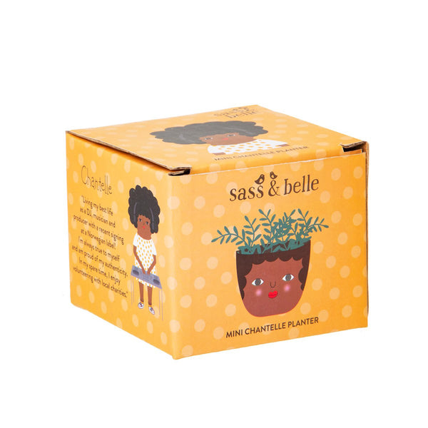 Sass & Belle Mini Chantelle Plant Pot