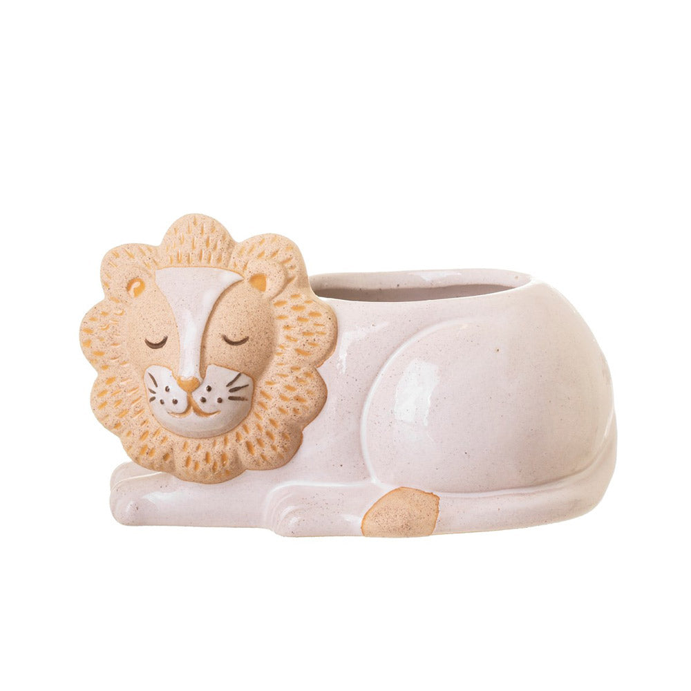 Sass & Belle Leo Lion Planter