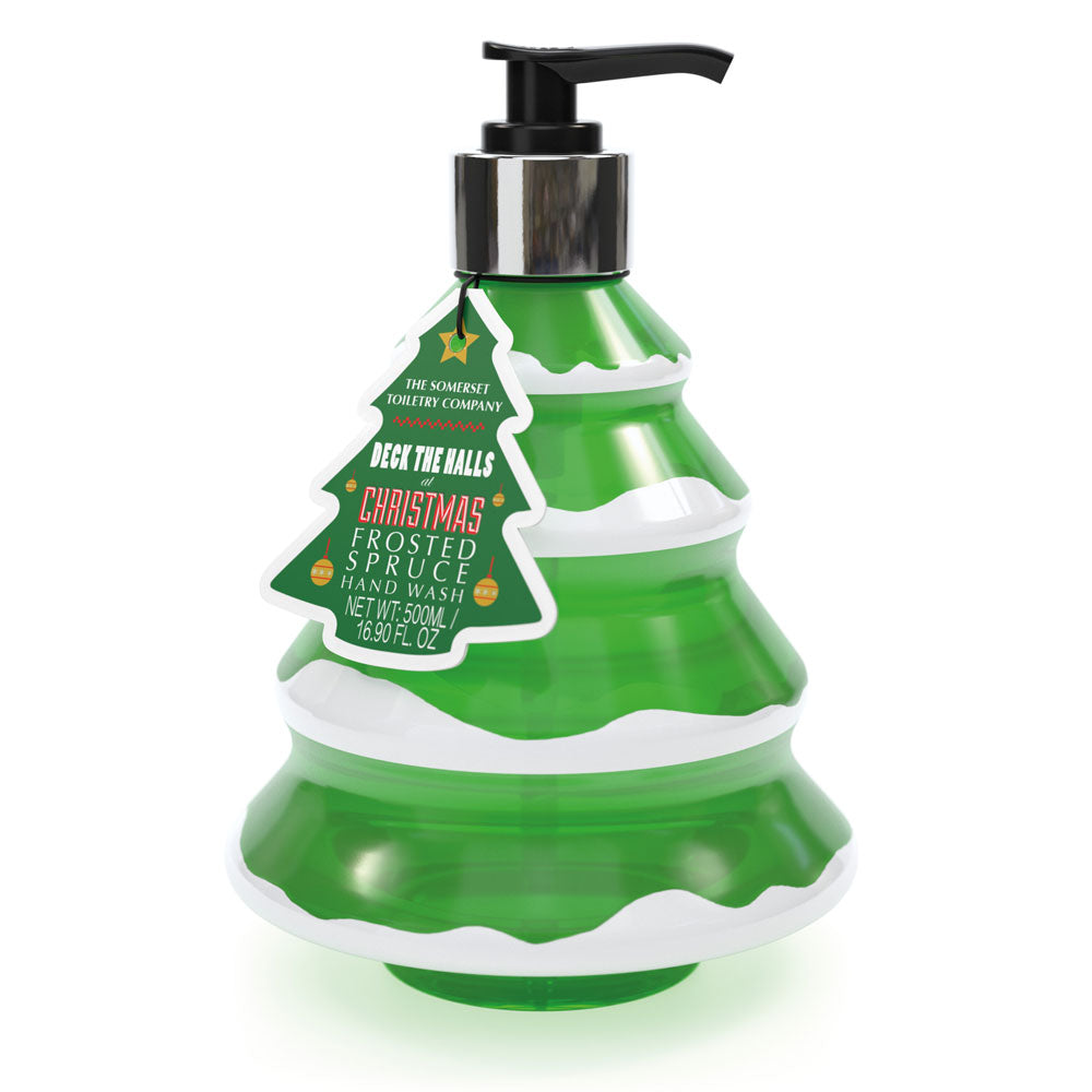 Frosted Spruce Christmas Tree Handwash