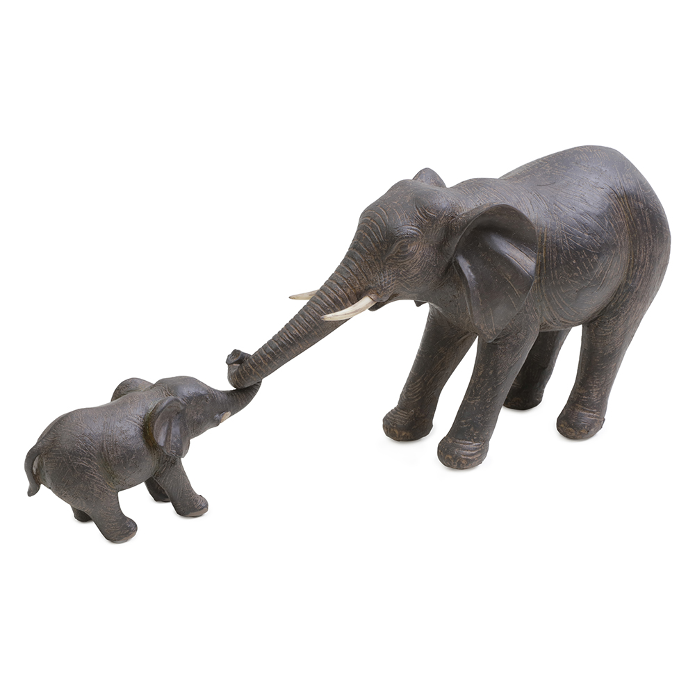 Nelly the Elephants - set of 2