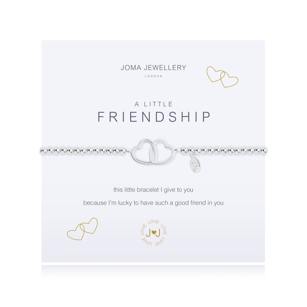 Joma Jewellery - A Little Friendship Bracelet