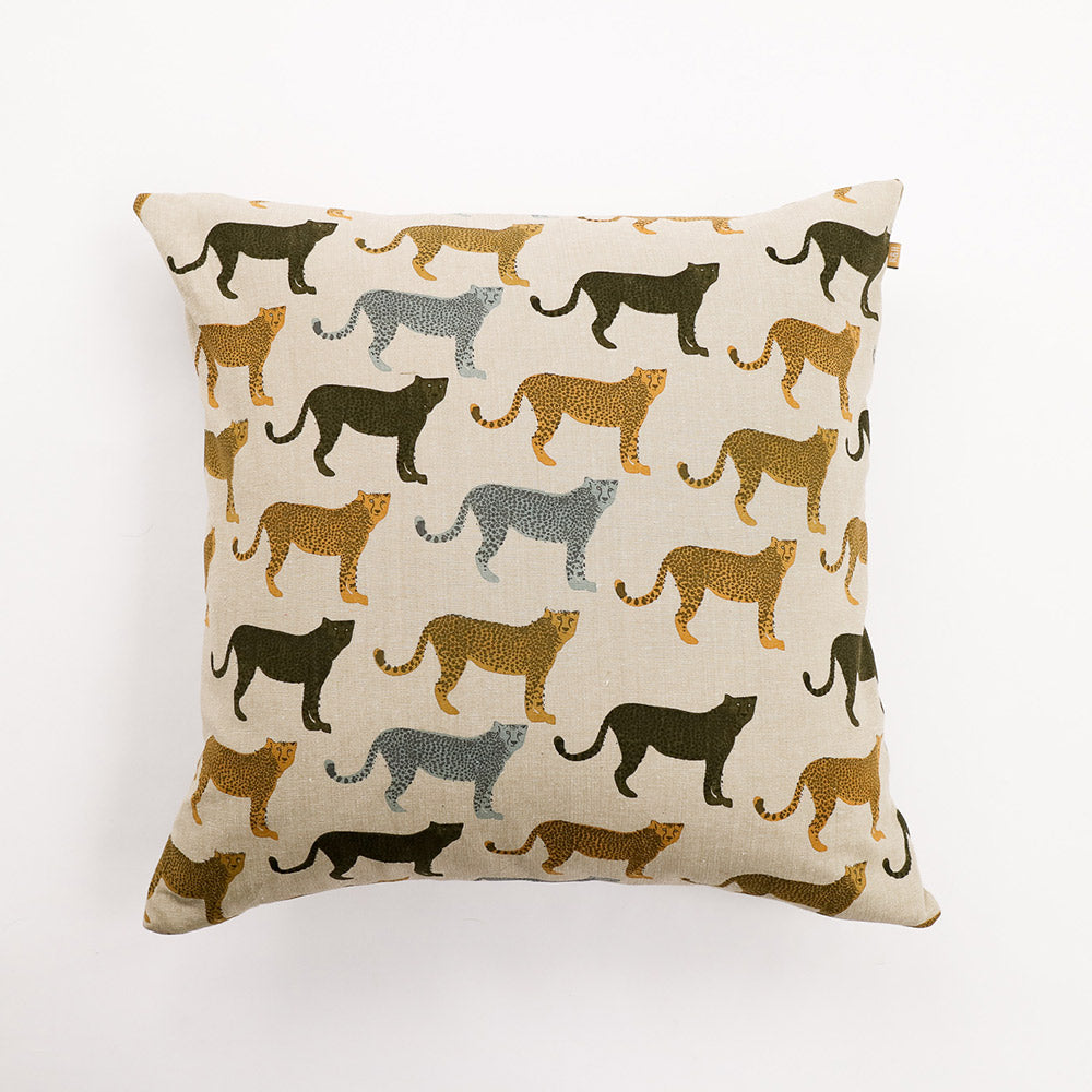 Raine & Humble Cheetah Gone Wild Cushion