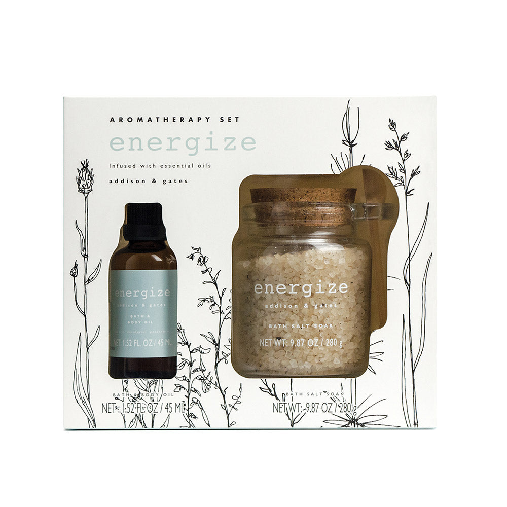 Tea Tree Aromatherapy Soak Gift Set