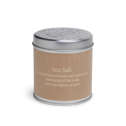 Sea Salt Tin