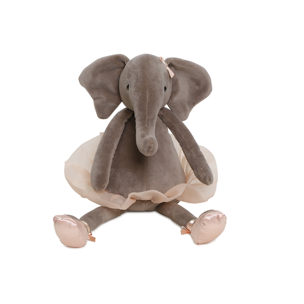 Jellycat Dancing Darcy Elephant Soft Toy