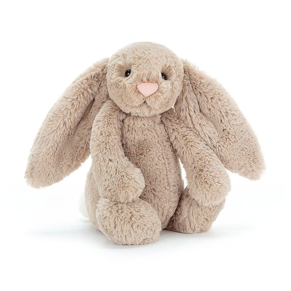 Jellycat Bashful Beige Bunny Medium Soft Toy