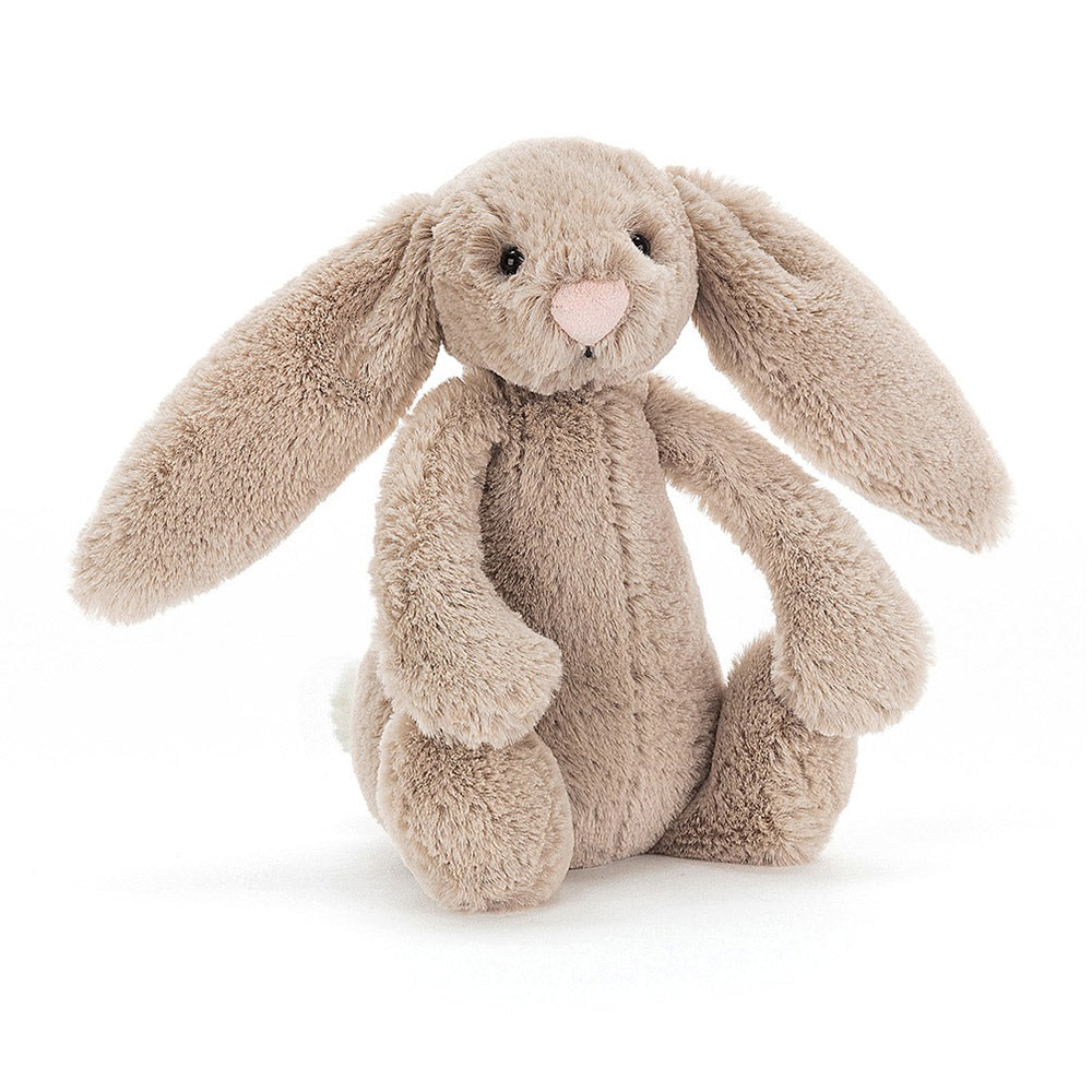 Jellycat Small Bashful Beige Bunny Soft Toy