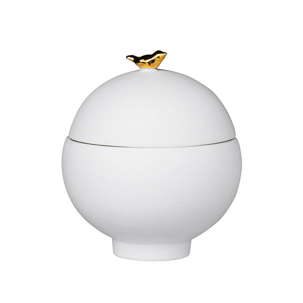 Rader Porcelain Stories Bird Pot