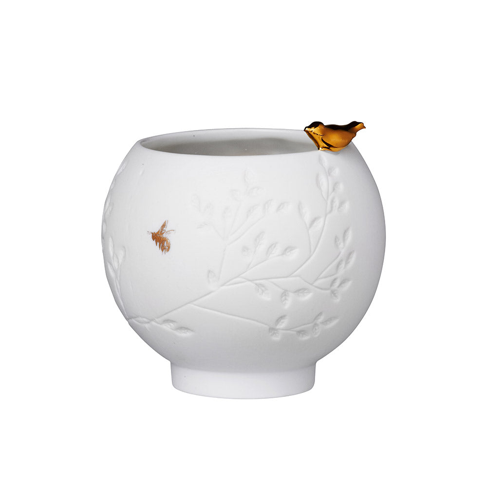 Rader Porcelain Stories Bird Bowl