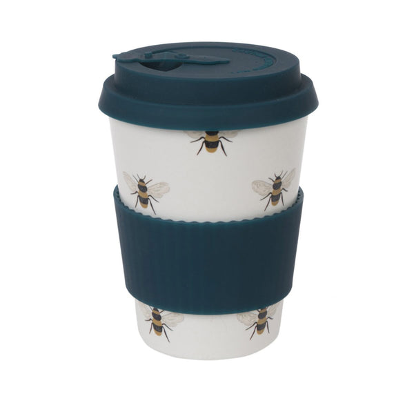 Bamboo Travel Mug - Bees