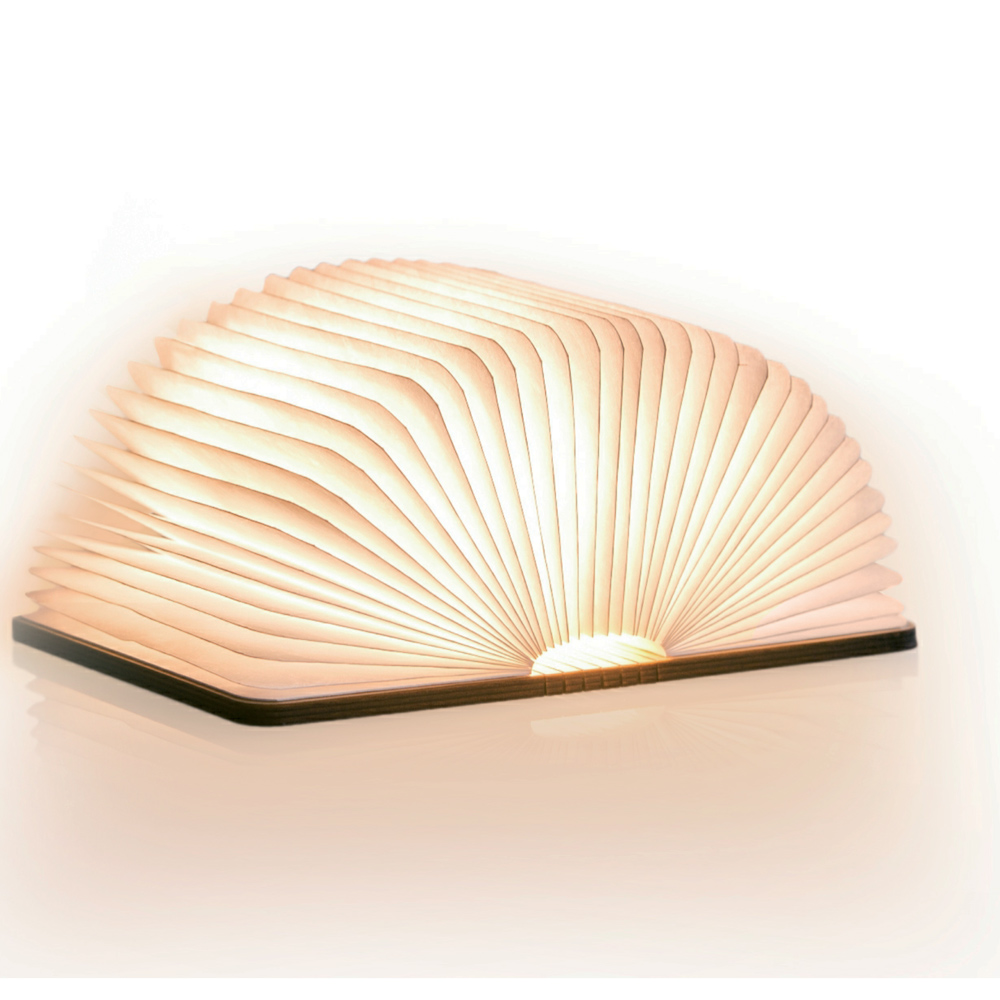 Smart book light - Walnut standard