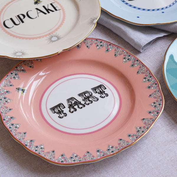 Cheeky Plates Set of 4