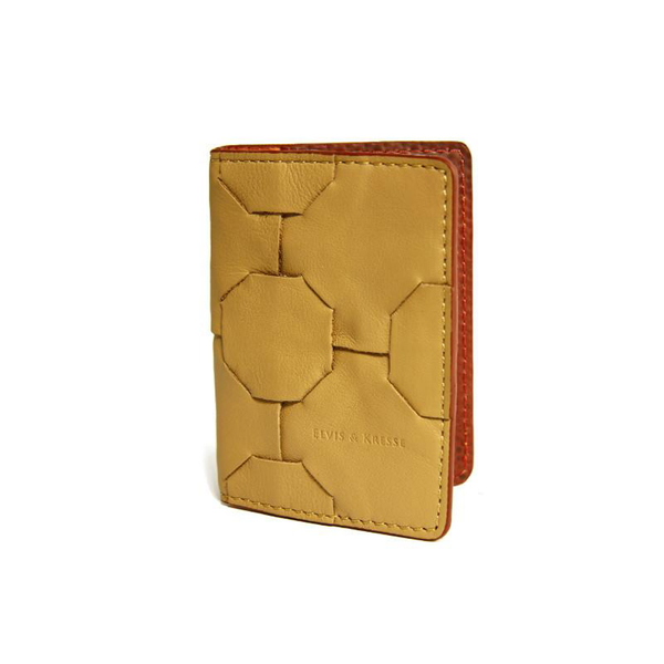 Elvis & Kresse Card Holder - Tan