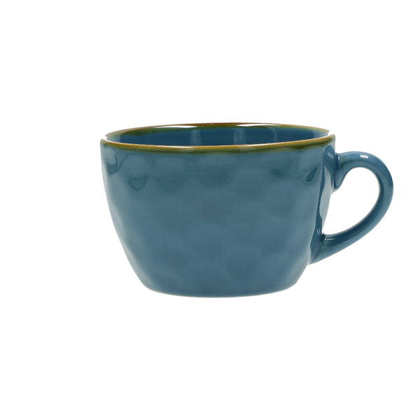Blue Breakfast Cup