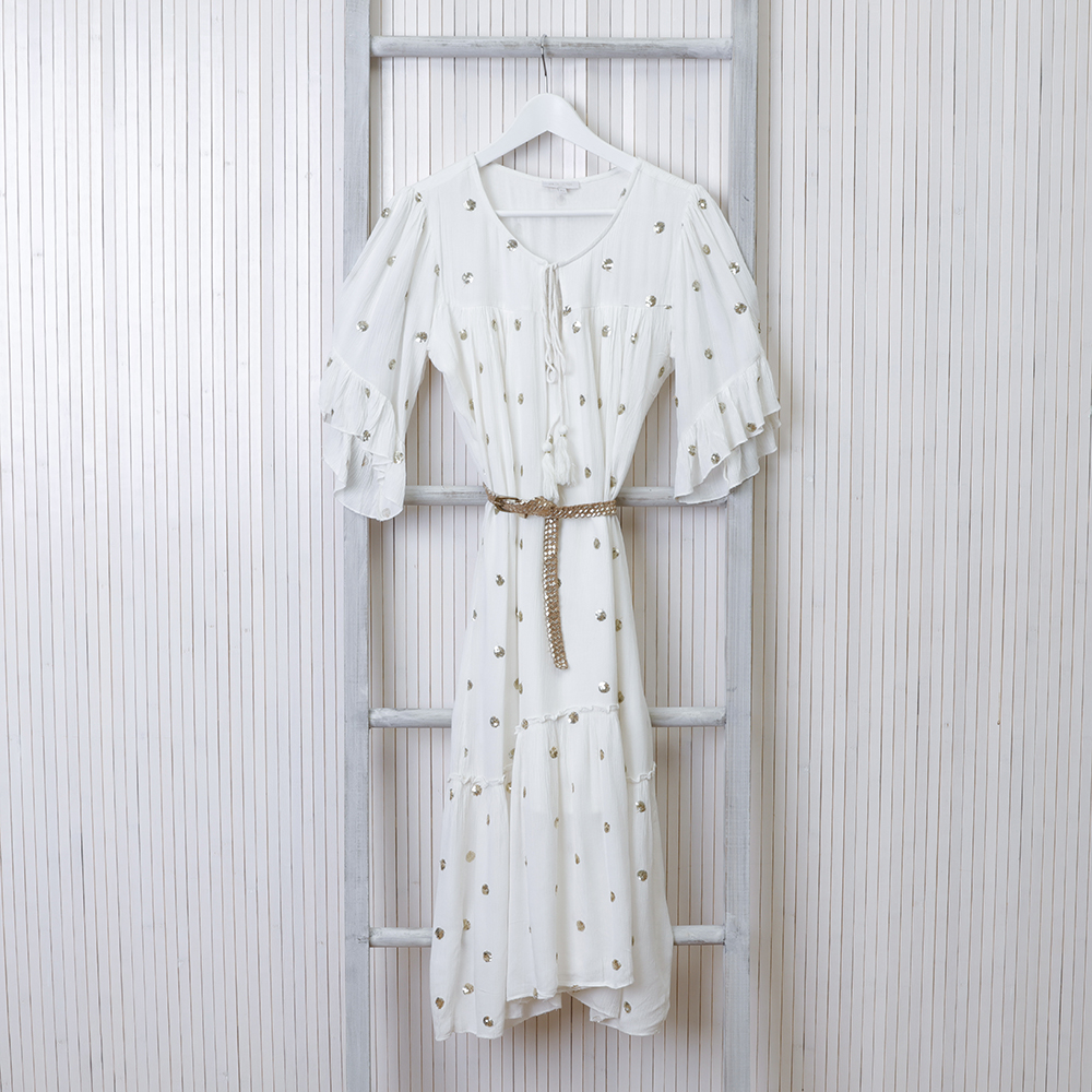 Mimi Dress - Off-White