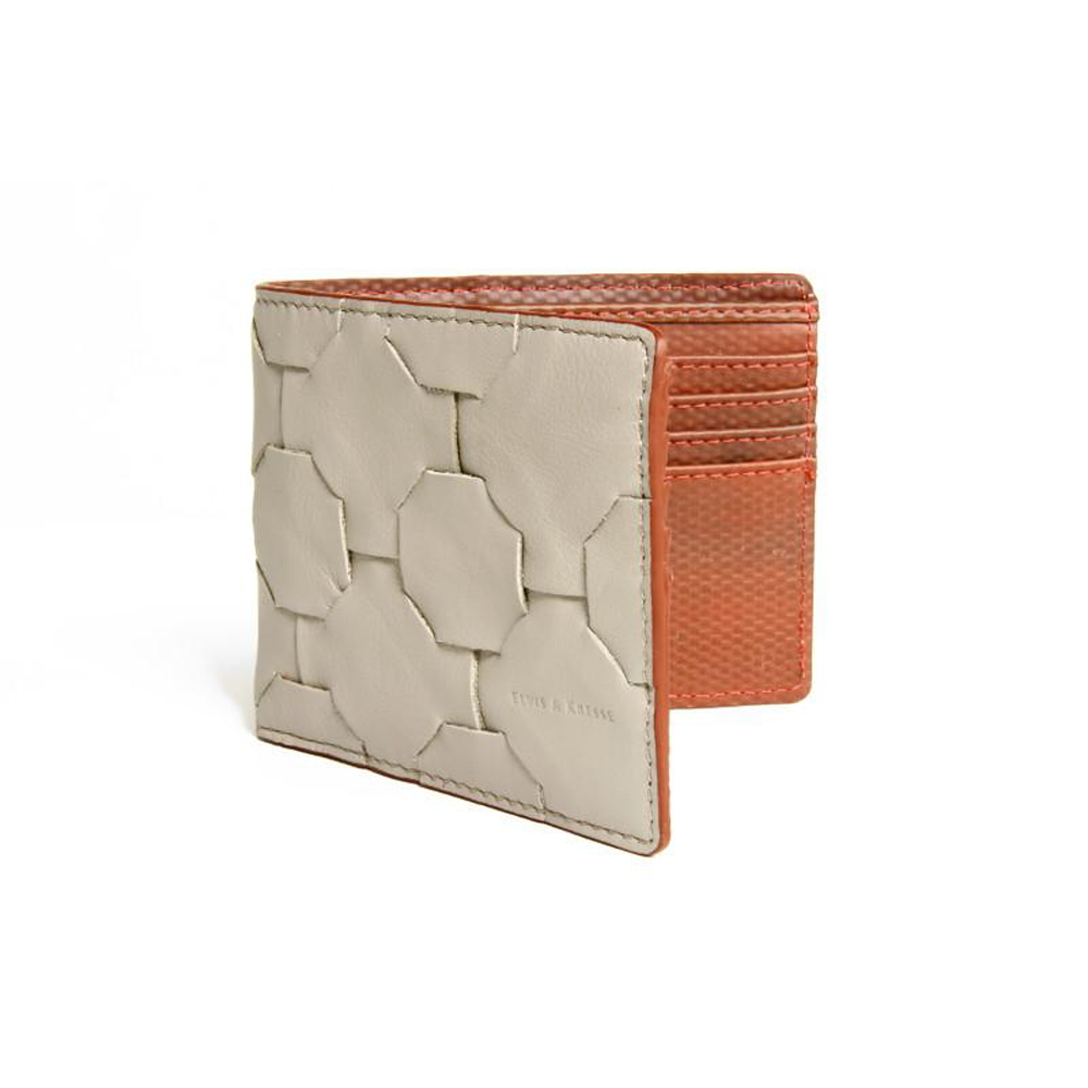 Elvis & Kresse Wallet - Grey