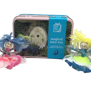 Magical Fairy Fun in a Tin