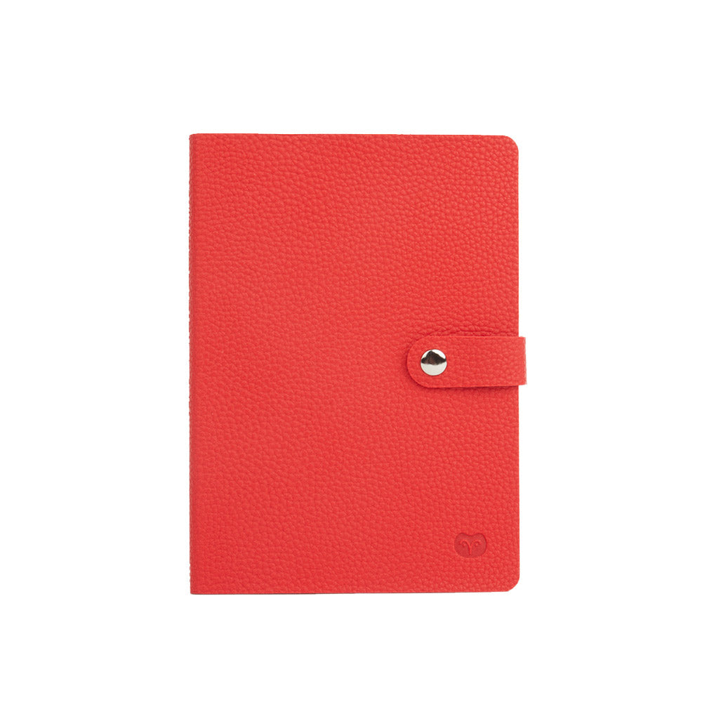 Goodeehoo Nicobar Notebook Red