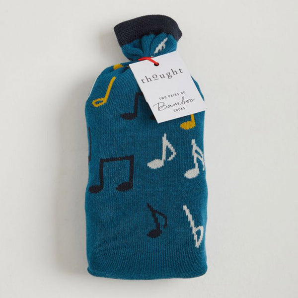Musician Socks In A Bag