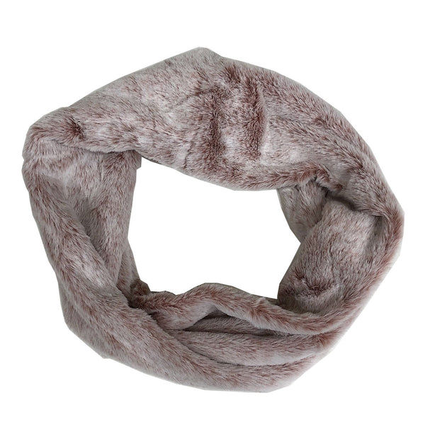 Two Tone Snood - Rose Pink