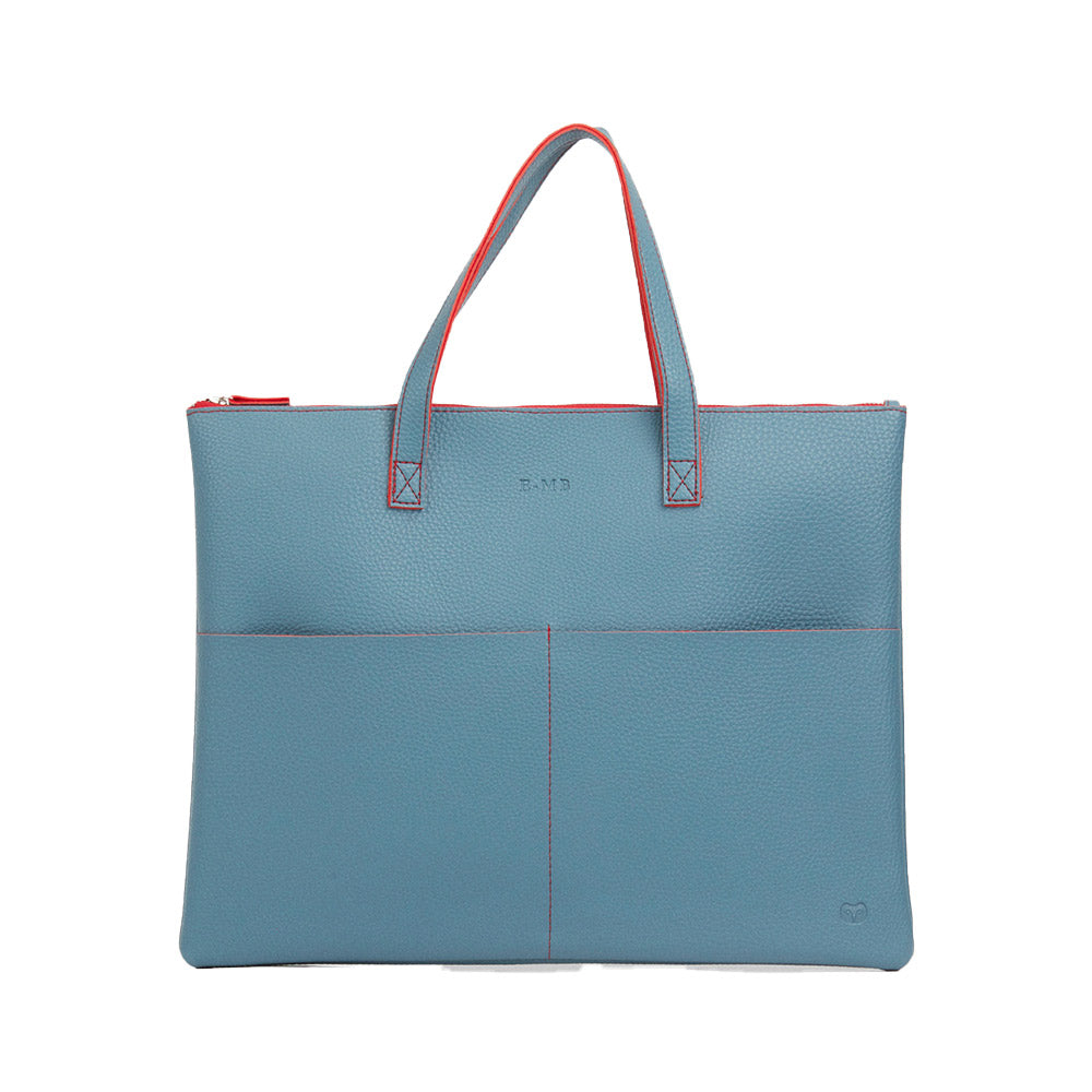 Goodeehoo Tucaman Tote Bag Teal