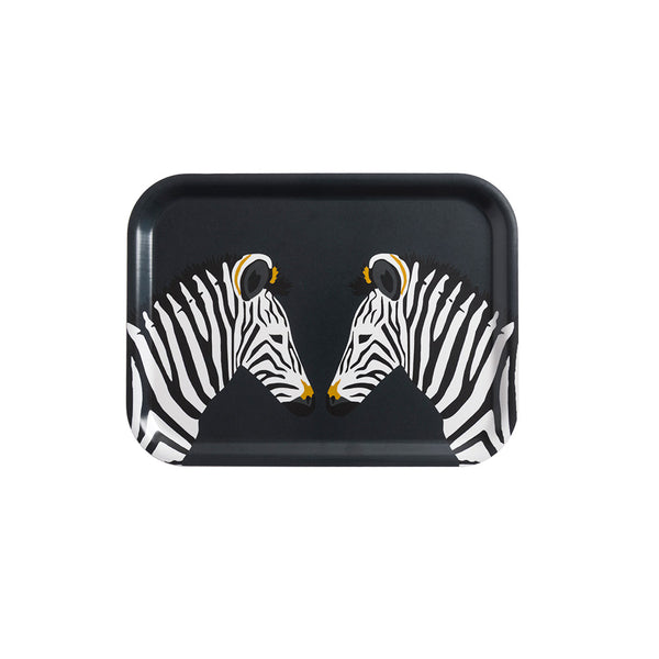 Sophie Allport Zebra Small Printed Tray