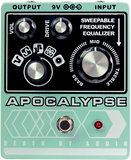 Death By Audio Apocalypse Guitar Effects Pedal Fuzz