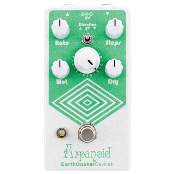 Earthquaker Devices Arpanoid Arpeggiator Pedal Guitar Effects